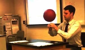 גימיק בכיתה: לסובב כדור מעל עט