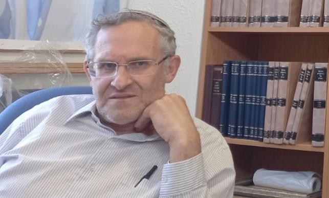 הרב משה ליכטנשטיין