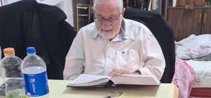 הרב ויינר - יום לפני פטירתו
