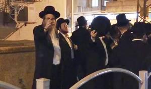 תקיפת כתב 'כיכר השבת' ישראל כהן