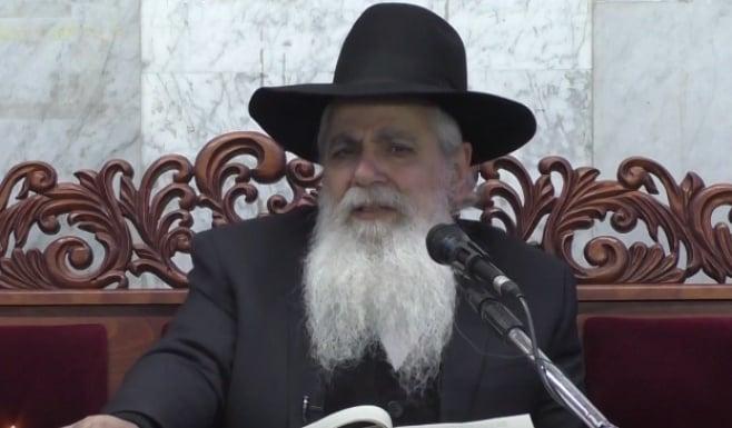 הרב ישראל לוגסי בשיעור מיוחד על קדושת חג הפסח