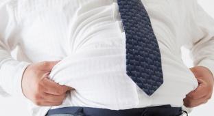 גברים רזים עם כרס - בסיכון כפול להתקף לב