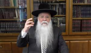 הרב מרדכי מלכא על פרשת אמור • צפו