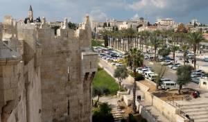 חניון בירושלים