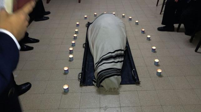 """מיטתו של הרב ליבוביץ זצ""""ל, הלילה"""