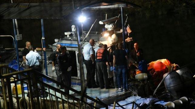 ההיסחפות בכינרת: 2 גופות נעדרים נמצאו