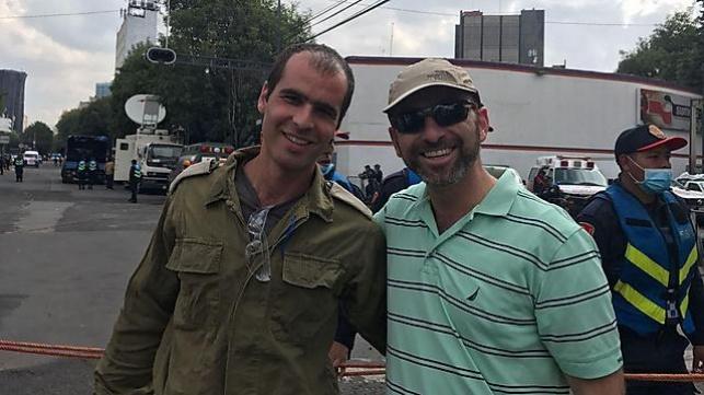 הראיון עם האחים הנרגשים במקסיקו