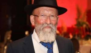 """הרב יצחק גלנץ ז""""ל"""