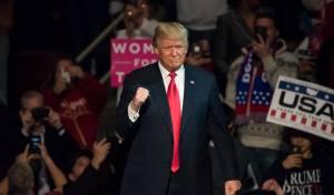 """התרגשות בארה""""ב: היום יושבע דונלד טראמפ לנשיא ה-45"""