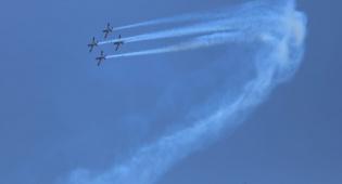 חיל האוויר נערך למטס יום העצמאות; צפו