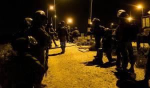 שני חיילים נפצעו במהלך מעצר של מבוקש