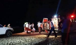זוג תיירים טבעו בהרצליה; הגבר במצב קשה