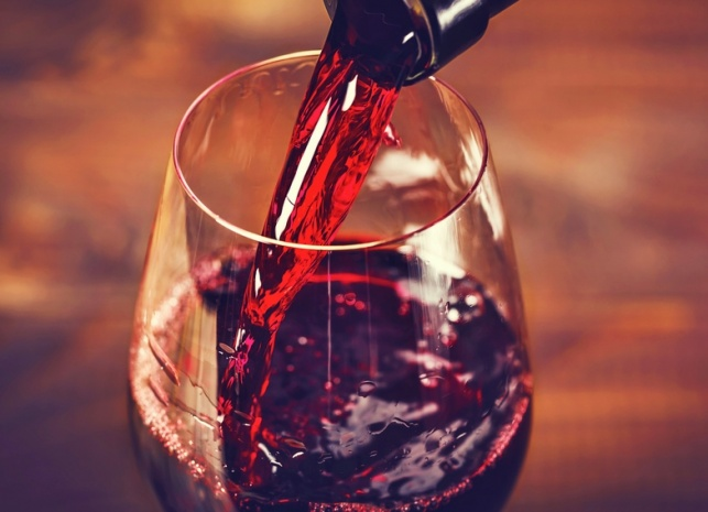 הדרך למשקל המושלם עוברת ב-2 כוסות יין