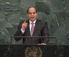 נשיא מצרים