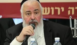 ראש המועצה עזרא גרשי