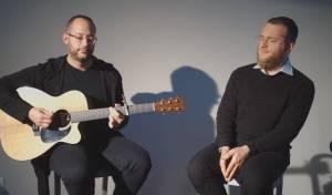 יעקב למר ואריה קונסטלר בביצוע אקוסטי מיוחד