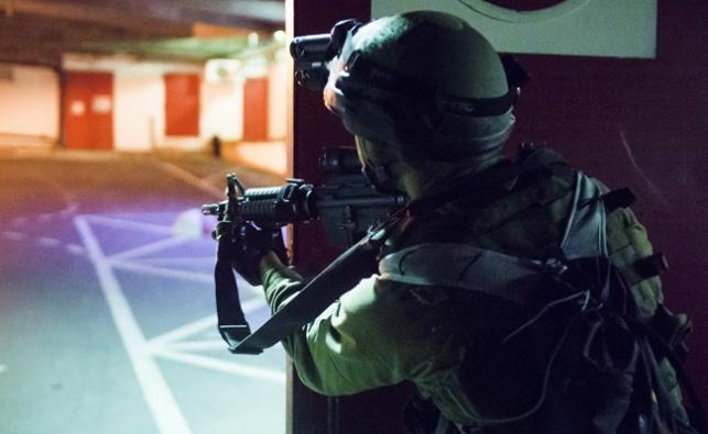 לוחם ביחידת דובדבן - שכם: כוח המסתערבים נחשף ועוכב לבדיקה