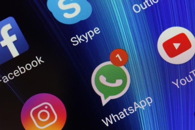 וואטסאפ: כ-65 מיליארד הודעות מדי יום