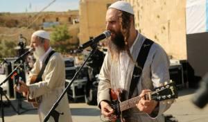 צפו בתיעוד: חגיגות פסח חברון