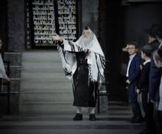 """שבת """"שיטה הקדושה"""" באוקראינה. תיעוד"""
