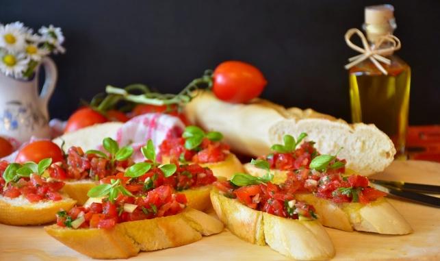 Finger Food  איטלקי