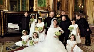 ילדים שבאו מוכנים לחתונה