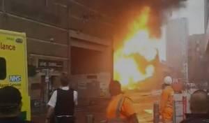 הפיצוץ בלונדון