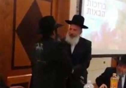 כשהאסיר היהודי המפורסם פגש את דייטש