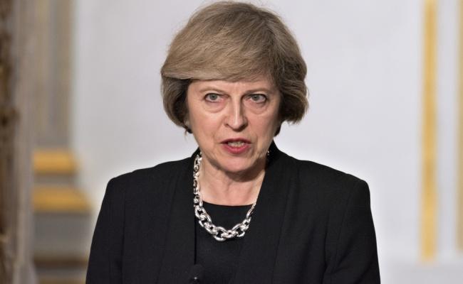 """תרזה מיי - ראש ממשלת בריטניה: """"אנחנו לא מפחדים"""""""