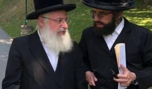 """הגאב""""ד החסידי הודיע על תמיכה במשה ליאון"""