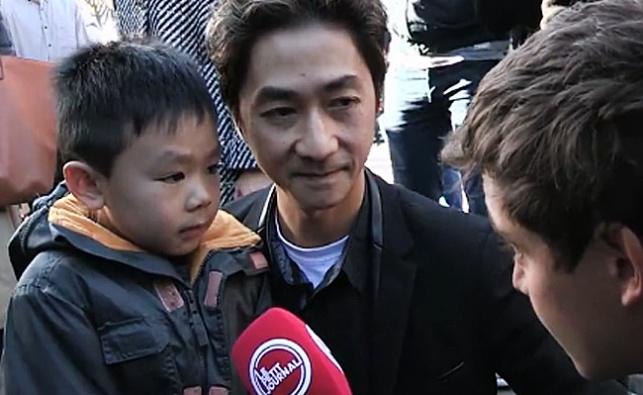 צפו בוידאו: ילד צרפתי לא מבין למה יש פיגועים