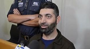 """עורך הדין מוחמד עאבד בביהמ""""ש, היום"""