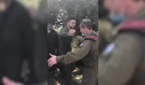כשהאלוף הפתיע את בנו החייל • צפו