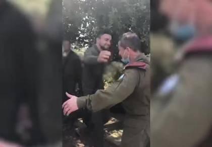 כשאלוף הפיקוד הפתיע את בנו החייל • צפו