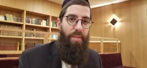 הרב שלא ממליץ לכולם לעלות לישראל. צפו
