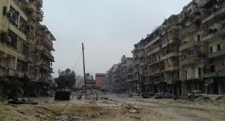 חאלב - החל פינוי התושבים והמורדים בסוריה