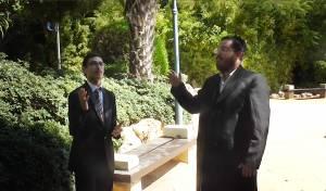 אברימי גולדשטיין מארח את שאול חי כהן: מתוך החושך