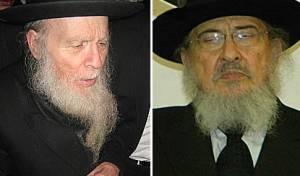ראש ישיבת עטרת ישראל וראש ישיבת מיר