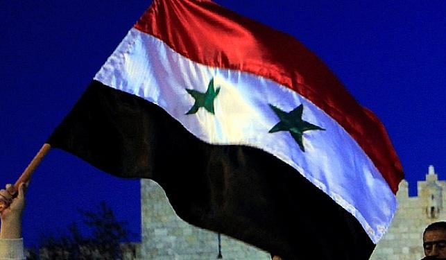 דגל סוריה