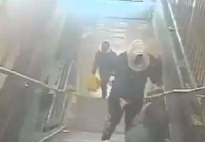 צפו: שתי ישראליות נשדדו ברכבת בברוקלין