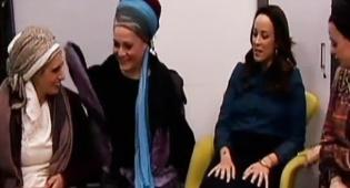 ארבע האמהות; כוכבות תרבות שחזרו בתשובה מדברות