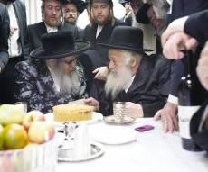 הרבי מסאטמר ביקר את חבר 'מועצת הפלג'