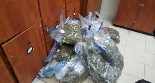 חלק משקי הסמים - נחשפה מעבדת סמים ענקית בתוך בני ברק