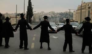 """ארכיון - דו""""ח: חילולי השבת בירושלים כמעט הוכפלו"""