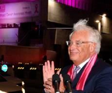 """פרידמן בפתח שגרירות ארה""""ב בתל אביב - פרידמן: """"התגובה הפלסטינית - אנטישמית"""""""