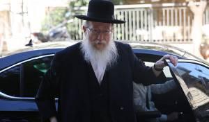 אגודת ישראל: אם חוק הגיוס יעבור - יש לפרוש מהממשלה