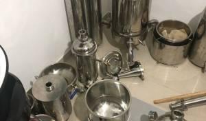 חשד: פתח בביתו מעבדה ליצור שמן קנאביס