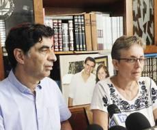 ההורים הזועמים - הוריו של הדר: 'השר ליברמן הוא חלש ופחדן'