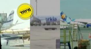 היסטוריה: מטוסים ישראלים כבשו את דובאי