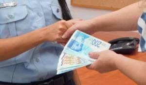 השוטרים החזירו את הכסף לטיפולי הסרטן לילד